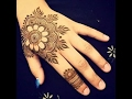 Download Easy Floral Mehndi Designs - Quick Mehandi Pattern Step by Step Tutorial Video