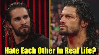 Download 10 Wrestlers That Were Friends On-Screen But NOT IN REAL LIFE! Video