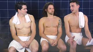 Download Meet JP Stanley - Steam Room Stories Video