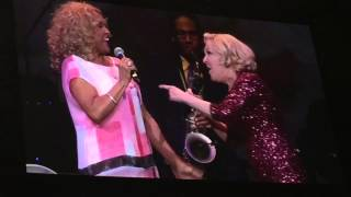 Download Bette Midler & Darlene Love - He's Sure the Boy I Love/Da Doo Ron Ron Video