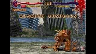 Download Primal Rage (Arcade) Armadon Gameplay Video