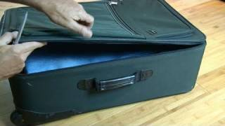 Download Is Your Luggage Safe from airport security? Video