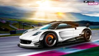 Download CUSTOMIZING NEW HYPER CAR!! - FORZA HORIZON 3 FUNNY MOMENTS & FAILS - CUSTOMIZING & RACING FREE CARS Video