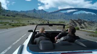 Download FINAL FANTASY XV Cutscenes   Extra: Running Out Of Gas Video