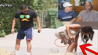 Download Dad Reacts to Girls with Balls Prank! Video