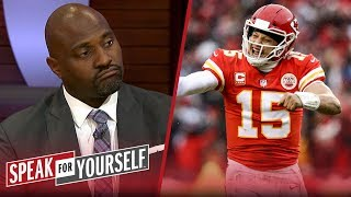 Download Whitlock and Wiley discuss who has the edge in the AFC Championship | NFL | SPEAK FOR YOURSELF Video