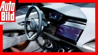 Download Jaguar I-Pace (2018) Interieur - Digitales Raumwunder /Weltpremiere/Review Video