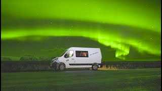 Download ICELAND ROAD TRIP with Northern Lights! Video