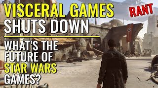Download Visceral Games Shuts Down - The Future of Star Wars Games Video