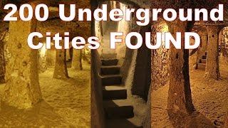 Download Ancient Underground Cities - What Happened to Ancient Human Civilization? Lost High Technology Video