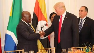 Download GHANA PRESIDENT'S FEARLESS SPEECH THAT HAS LEFT THE WEST SCRATCHING THEIR HEADS Video
