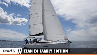 Download Elan E4 Family Edition: Video Boat Review Video