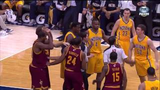 Download Tyler Hansbrough stands up for brother Ben Hansbrough Video