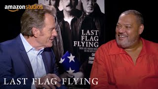 Download Last Flag Flying - Road Trip Tips with Bryan Cranston and Laurence Fishburne [HD] | Amazon Studios Video
