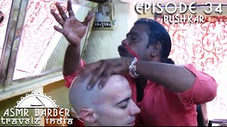 Download World's Greatest Head Massage 21 - Baba the Cosmic Barber - ASMR intentional Video