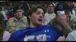 Download 【宇哥】嘴欠的球迷公然在球场挑衅一帮美国大兵,这下可惨了 Video