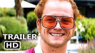 Download ROCKETMAN Trailer # 3 (NEW 2019) Taron Egerton, Elton John Biopic Movie HD Video