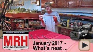 Download What's neat - Jan 2017 column | Model railroad tips | Model Railroad Hobbyist | MRH Video