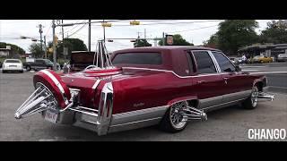 Download Cadillac Brougham Fleetwood Crawlin Down In Austin Texas Video