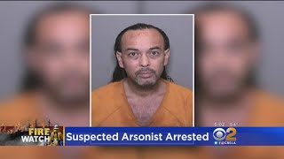 Download Neighbors Give Vastly Different Descriptions Of Holy Fire Arson Suspect Video