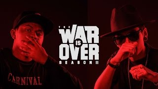 Download THE WAR IS OVER 2 EP.15 : DARKFACE vs MAIYARAP | RAP IS NOW Video