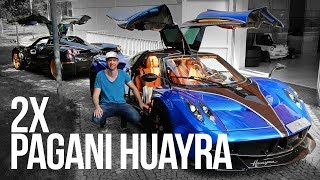 Download Pagani Huayra: The small $160 000 difference Video