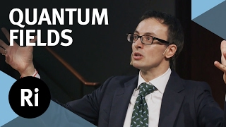 Download Quantum Fields: The Real Building Blocks of the Universe - with David Tong Video