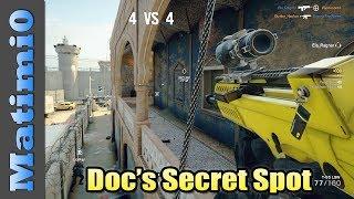 Download Doc's Secret Spot - Rainbow Six Siege Video