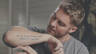 Download What's Up With Brett Young's Tattoos ? Video