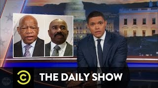 Download Donald Trump's Eventful Martin Luther King Day Weekend: The Daily Show Video
