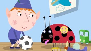 Download Ben and Holly's Little Kingdom - 1 Hour Episode Compilation - Playing Ball - HD Cartoons for Kids Video