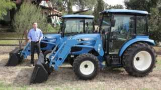 Download LS Tractor XR Series cab models reviewed by RCOTractor Video