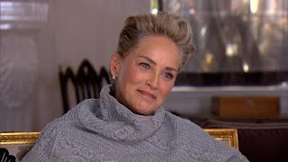 Download Sharon Stone on second chances Video