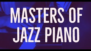 Download John Lewis and Billy Taylor - Jazz Piano Masters Video