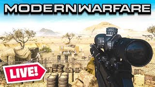 Download Call Of Duty MODERN WARFARE LIVE Gameplay #CoDPartner Video