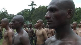 Download Seram ,,,,,, Pedidikan dan latihan calon prajurit angkatan darat ini Video