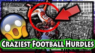 Download Biggest Football Hurdles Ever Video