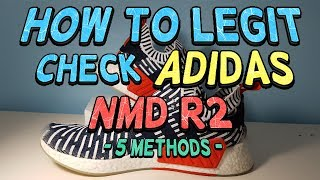 Download How To Legit Check Adidas NMD R2 (5 Simple Methods) Video