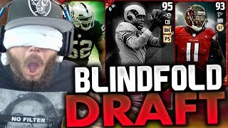 Download BLINDFOLDED DRAFT!! OMG BEST TEAM - MADDEN 17 DRAFT CHAMPIONS Video
