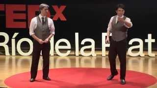 Download Cerebro y percepcion | LeBlanc&West | TEDxRiodelaPlata Video