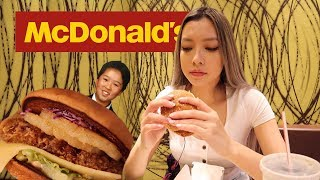 Download Eating Singaporean McDonald's *MUST TRY* Video