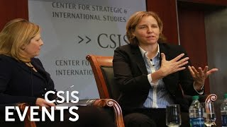 Download Harnessing the Power of Tech and Innovation in America - A Conversation with Megan Smith, U.S CTO Video