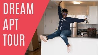 Download How I Moved into My DREAM Apartment + Empty NYC Apartment Tour | CeCe Olisa Video