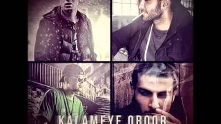 Download Pishro Feat. Ho3in, Sadegh & Owj - Kalameye Oboor Video