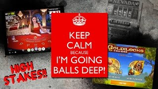 Download BALLS DEEP Casino Session!!! Video