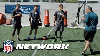 Download QBs: Game Changers Ep. 1 | Mahomes, Kizer, Trubisky, Kaaya, & Webb | 2017 NFL Draft | NFL Network Video