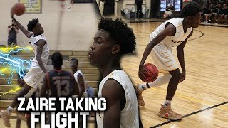 Download Zaire Wade Trying To DUNK EVERYTHING!!! Puts On a Show!! Video