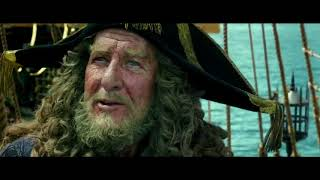 Download Pirates of the Caribbean: Dead Men Tell No Tales-Barbossa meets Salazar Video
