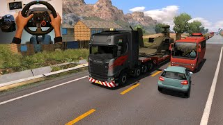 Shivneri MSRTC in game(ets2) | Euro truck simulator 2 | new