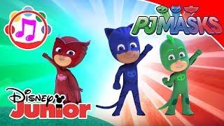 Download PJ Masks-Pyjamahelden ♫ Der Mut des Katers ♫ | Disney Junior Video